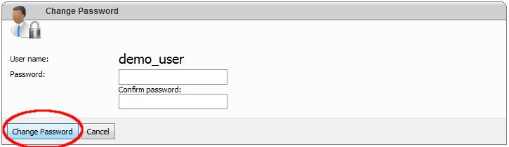 نحوه تغییر پسورد در کنترل پنل websitepanel