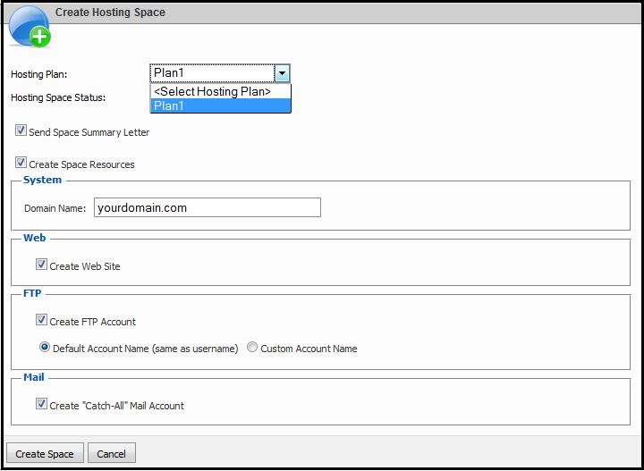 نحوه هاست کردن یک دامنه بر روی کنترل پنل websitepanel