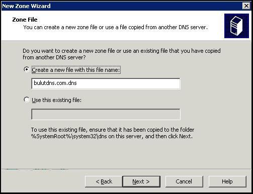 آموزش تصویری اتصال دامنه به ویندوز سرور